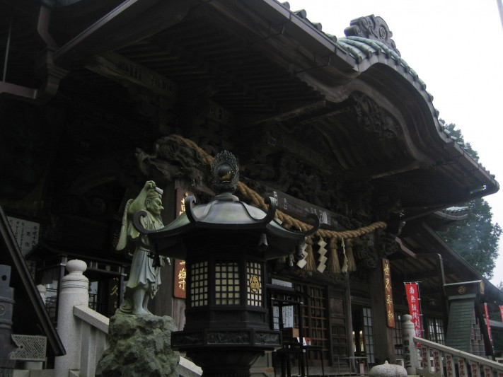 Takaosan Yakuoin, Mount Takao, Tokyo