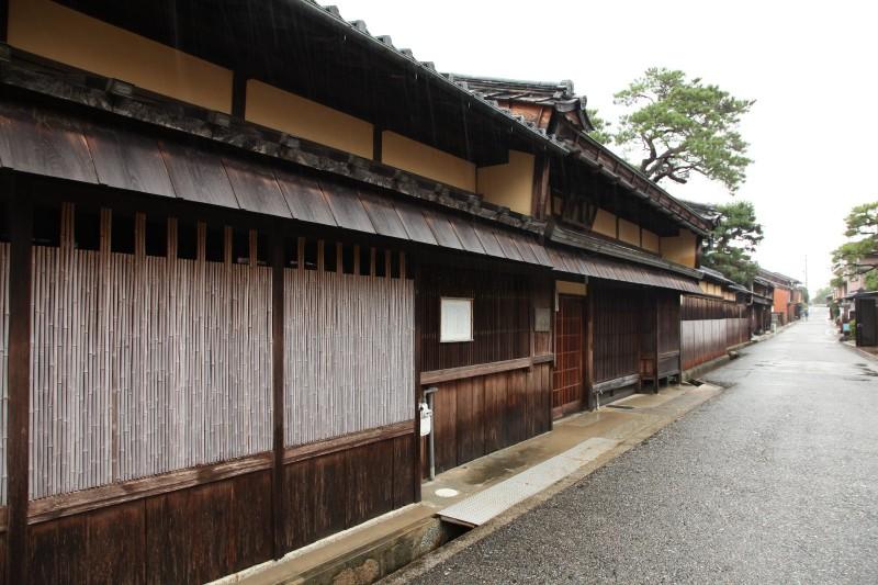 """Old town in Japan """"Uomachi"""", Matsusaka, Mie"""