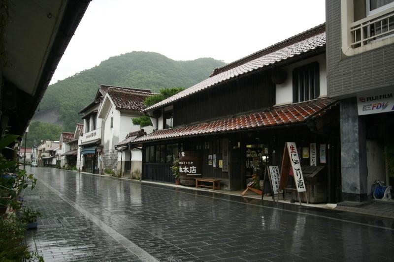 Tsuwanocho Honmachido-ri, Shimane