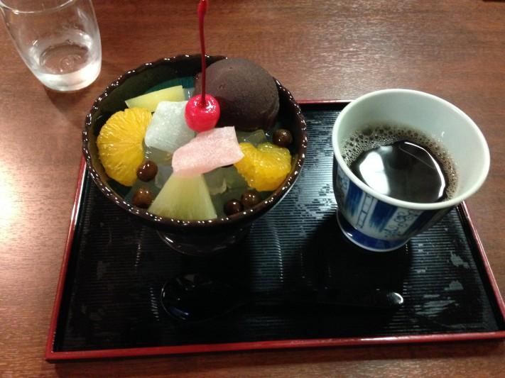 Japanese healthy sweet