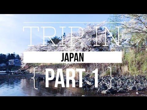 TRIP IN JAPAN