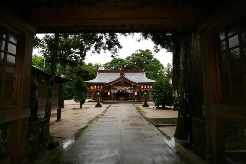 Yaegaki Jinja, Matsue-shi, Shimane