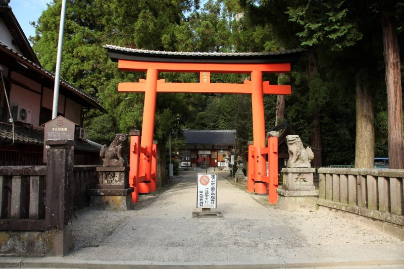Uda Mikumari Jinja