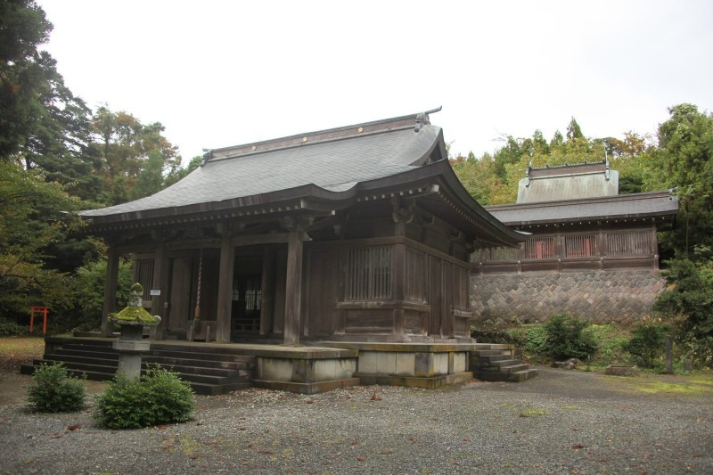 Chokaisan Omonoimi Jinja Fukura Kuchinomiya