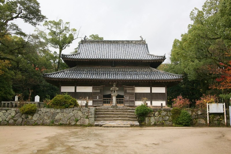 Kanzeonji, Dazaifu